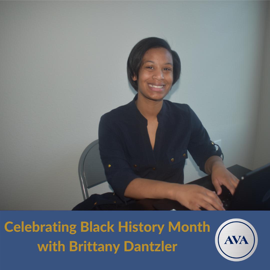 Black History Month - Brittany Dantzler