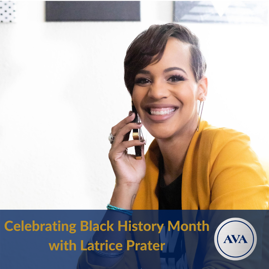 Celebrating Black History Month - Latrice Prater