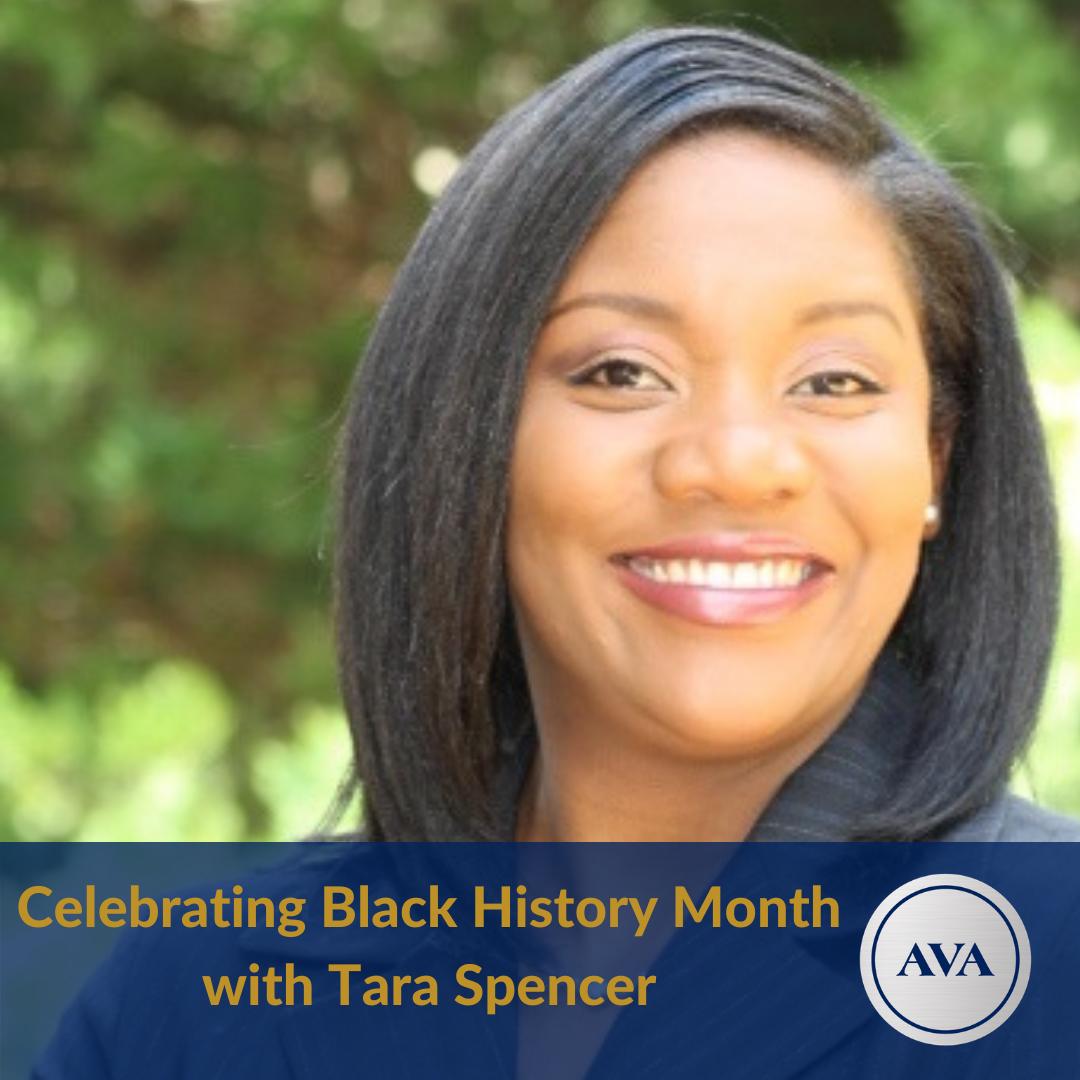 Black History Month - Tara Spencer